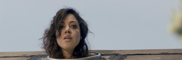 Aubrey Plaza in a scene from Jeff Baena's Life After Beth {Photo: A24}