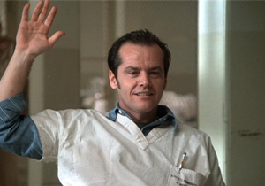 <i><b>One Flew Over the Cuckoo's Nest</i></b>