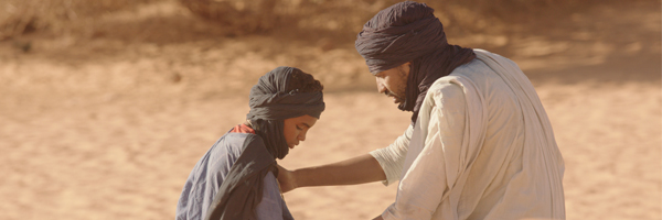 A scene from  Abderrahmane Sissako's Timbuktu {Photo: COHEN MEDIA GROUP}