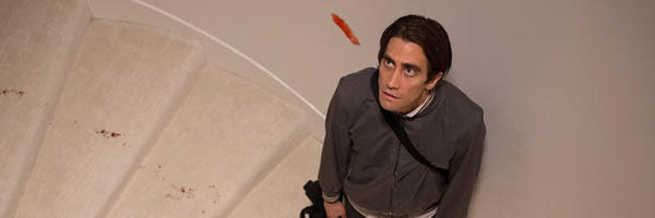 Jake Gyllenhaal in a scene from Dan Gilroy's  Nightcrawler  {Photo: OPEN ROAD}