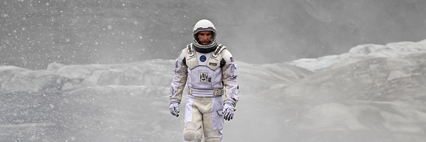 Matthew McConaughey in a scene from Christopher Nolan's Interstellar {Photo: PARAMOUNT PICTURES}