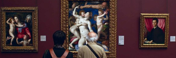 A scene from Frederick Wiseman's National Gallery {Photo: ZIPPORAH FILMS}