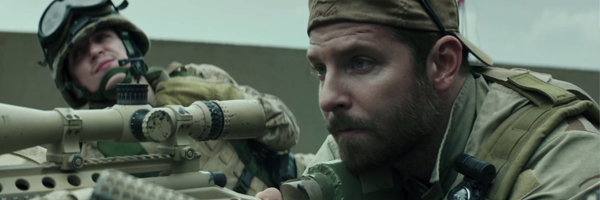 Bradley Cooper in a scene from Clint Eastwood's  American Sniper  {Photo: WARNER BROS. PICTURES}