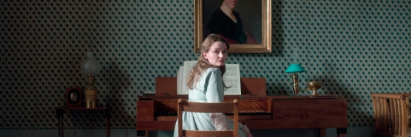 Birte Schnoeink in a scene from Jessica Hausner's  Amour Fou  {Photo: FILM MOVEMENT}