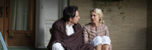 Ben Stiller and Naomi Watts in a scene from Noah Baumbach's  While We're Young  {Photo: A24}