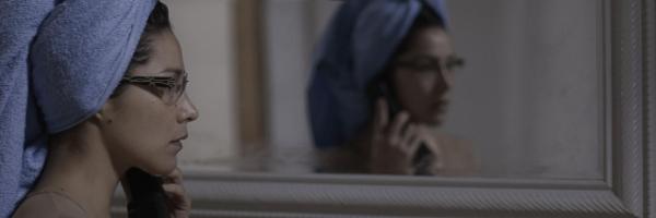 A scene from Isidora Marras' I Am Not Lorena {Photo: FORASTERO}