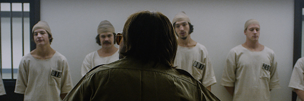 A scene from Kyle Patrick Alvarez's  The Stanford Prison Experiment  {Photo: IFC FILMS}