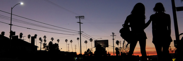 A scene from Sean Baker's Tangerine {Photo: MAGNOLIA PICTURES}