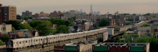 A scene from Frederick Wiseman's  In Jackson Heights  {Photo: ZIPPORAH FILMS}