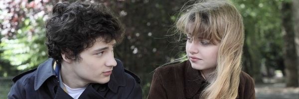 A scene from Arnaud Desplechin's  My Golden Days  {Photo: MAGNOLIA PICTURES}