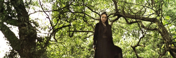 A scene from Hou Hsiao-Hsien's  The Assassin  {Photo: WELL-GO USA}
