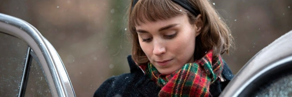 Rooney Mara in a scene from Todd Haynes' Carol {Photo: THE WEINSTEIN COMPANY}