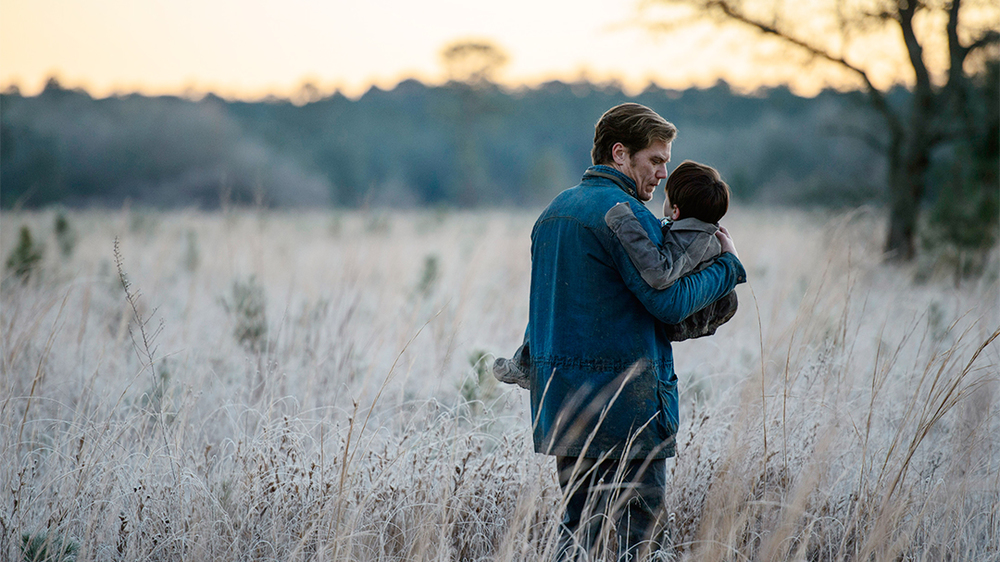 A scene from Jeff Nichols'  Midnight Special  {Photo: WARNER BROS. PICTURES}