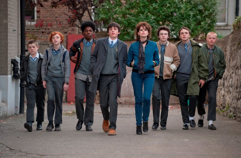 An image from John Carney's Sing Street {Photo: THE WEINSTEIN COMPANY}