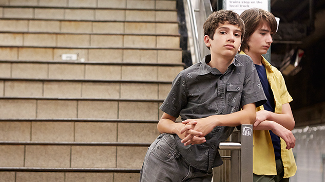 Michael Barbieri and Theo Taplitz in a scene from Ira Sachs'  Little Men  {PHOTO: MAGNOLIA PICTURES}