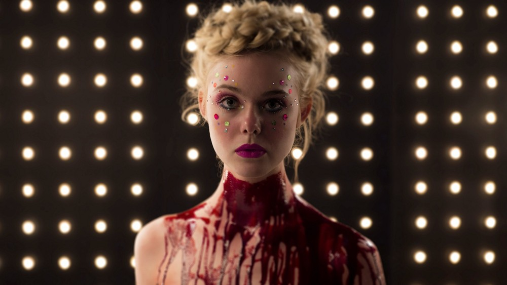 Elle Fanning in a scene from Nicolas Winding Refn's  The Neon Demon  {Photo: BROAD GREEN PICTURES/AMAZON STUDIOS}