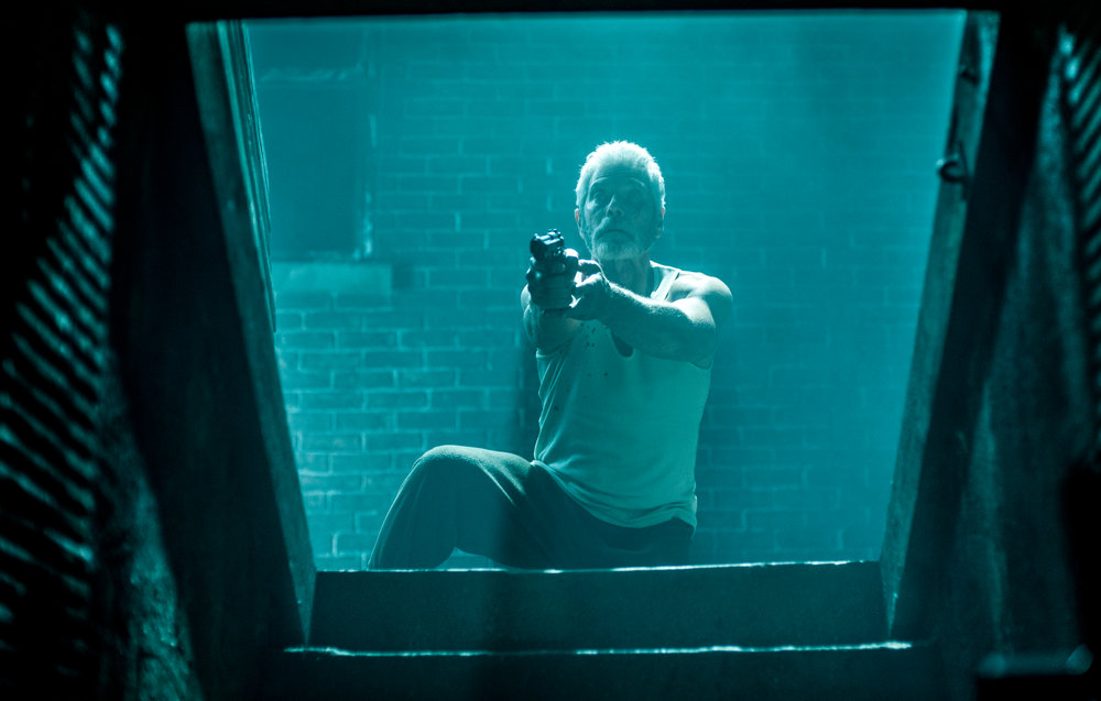 Stephen Lang in a scene from Fede Alvarez'  Don't Breathe  {Photo: SCREEN GEMS}