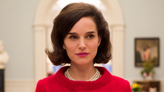 Natalie Portman in Jackie (Fox Searchlight)