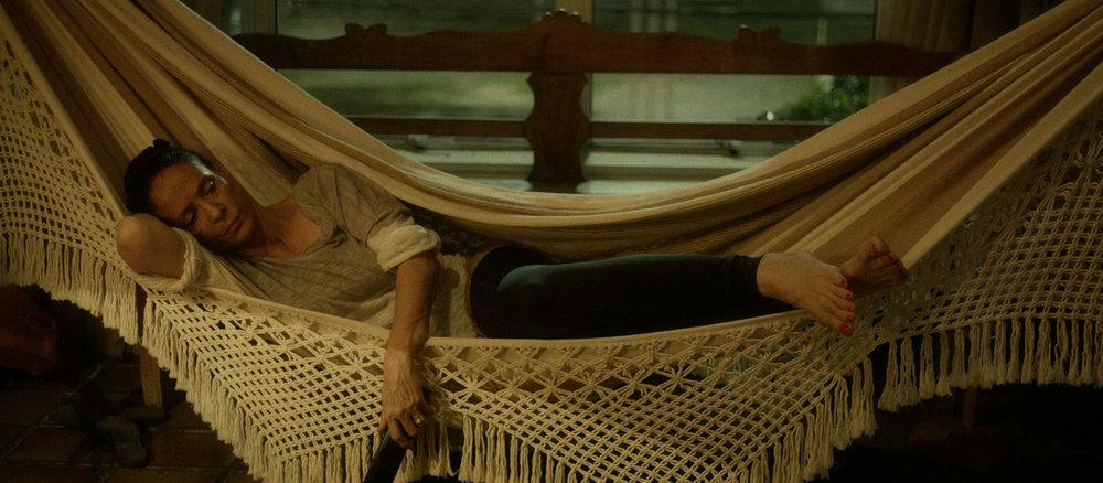 Sonia Braga in a scene from Kleber Mendonca Filho's  Aquarius  {Photo: VITAGRAPH FILMS}