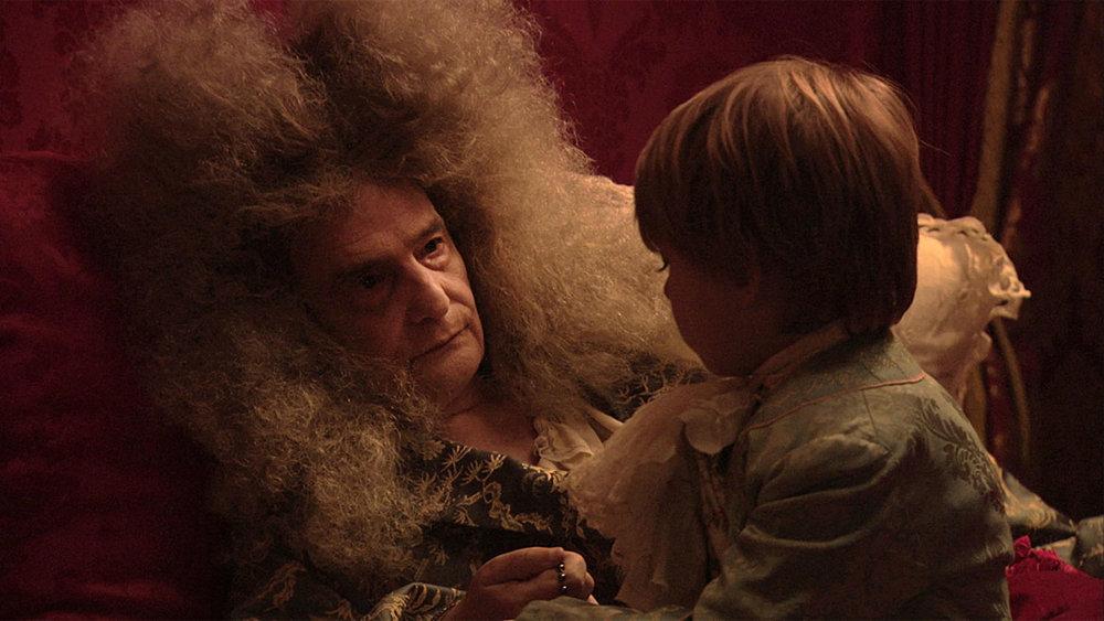 <I><B>The Death of Louis XIV</i></b>