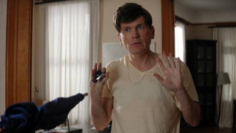 Pat Healy in a scene from  Take Me  {Photo: NETFLIX / THE ORCHARD}