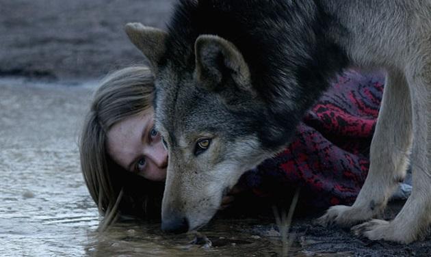 Lilith Stangenberg in a scene from Nicolette Krebtiz'  Wild  {Photo: DADA FILMS}