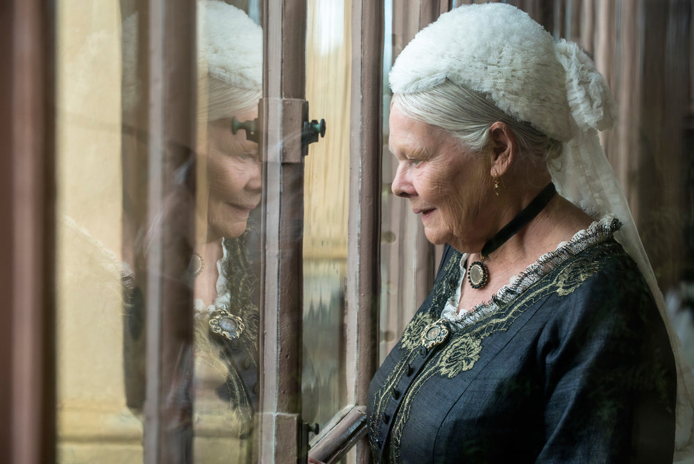 Judi Dench in a scene from Stephen Frears'  Victoria & Abdul  {Photo: FOCUS FEATURE}