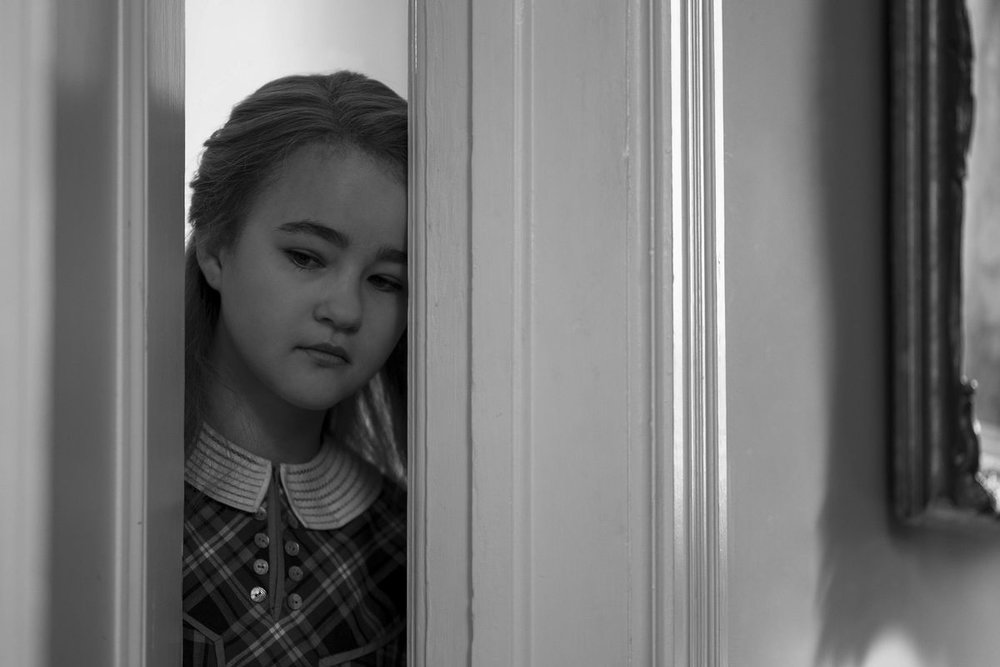 Millicent Simmonds in a scene from Todd Haynes'  Wonderstruck  {Photo: AMAZON STUDIOS}