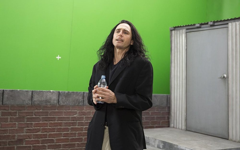 James Franco in a scene from  The Disaster Artist  {Photo: A24}
