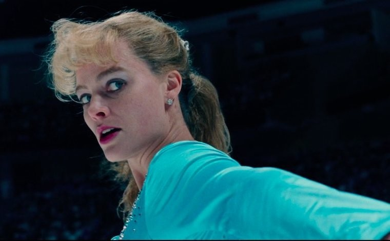 Margot Robbie in a scene from Craig Gillespie's  I, Tonya  {Photo: NEON}