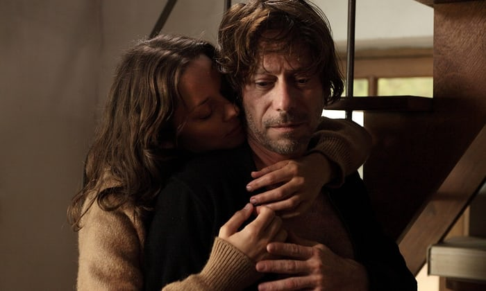 A scene from Arnaud Desplechin's  Ismael's Ghosts  {Photo: Magnolia Pictures}