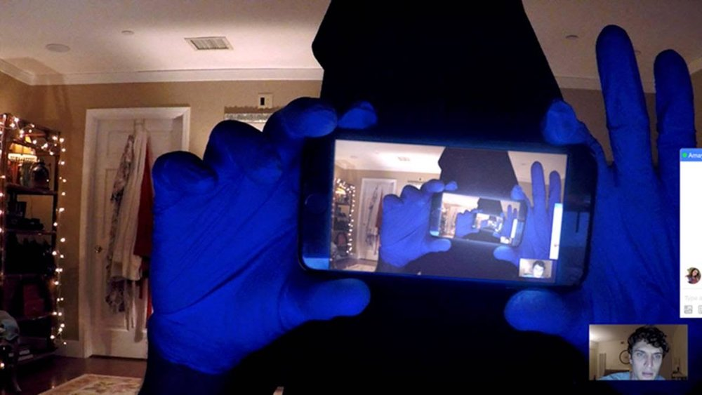 A scene from Stephen Susco's  Unfriended: Dark Web  {Photo: BLUMHOUSE TILT}