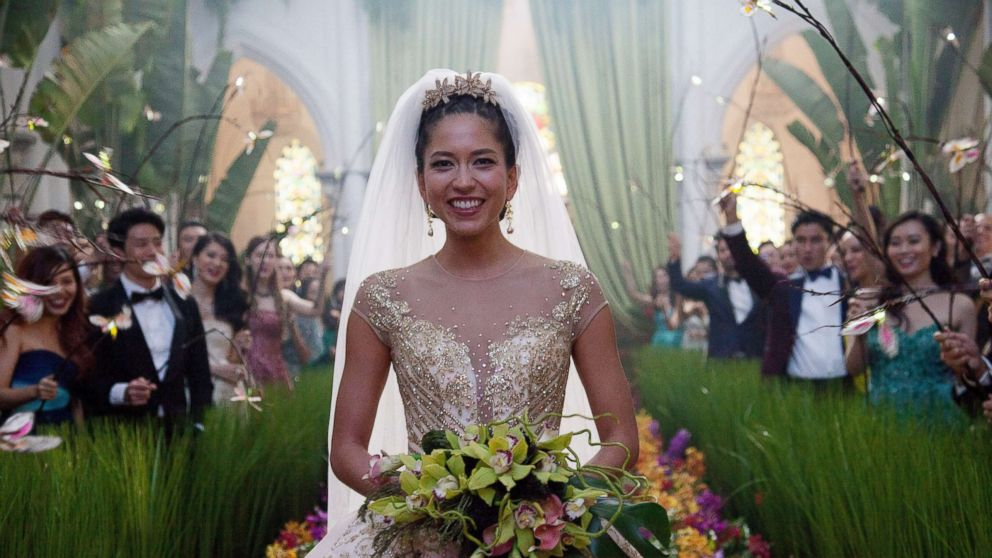 A scene from Jon M. Chu's  Crazy Rich Asians  {Photo: WARNER BROS. PICTURES}