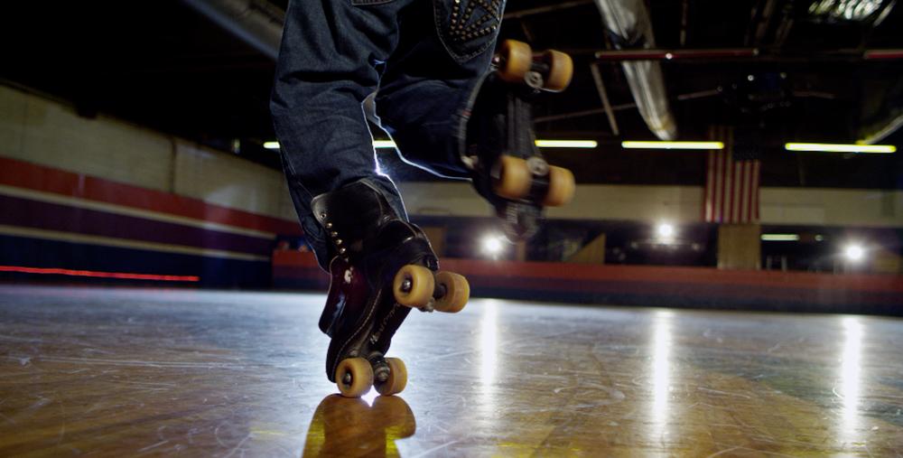 A scene from Tina Brown and Dyana Winkler's  United Skates  {Photo: Sweet Ninja Films LLC}