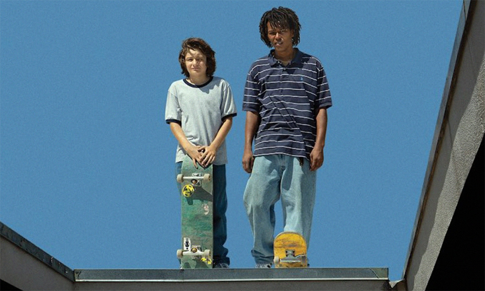 A scene from Jonah Hill's  Mid90s  [Photo: A24]