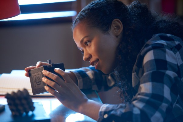 A scene from Adam Robitel's  Escape Room  {Photo: SONY PICTURES}