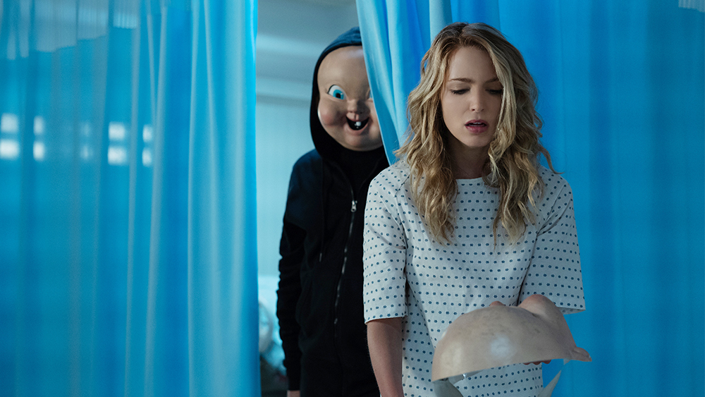 A scene from Christopher Landon's  Happy Death Day 2U  (Photo: UNIVERSAL PICTURES)