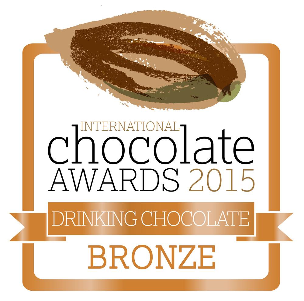 International Chocolate Awards 2015 - Bronze - Drinking Chocolate RGB - web.jpg