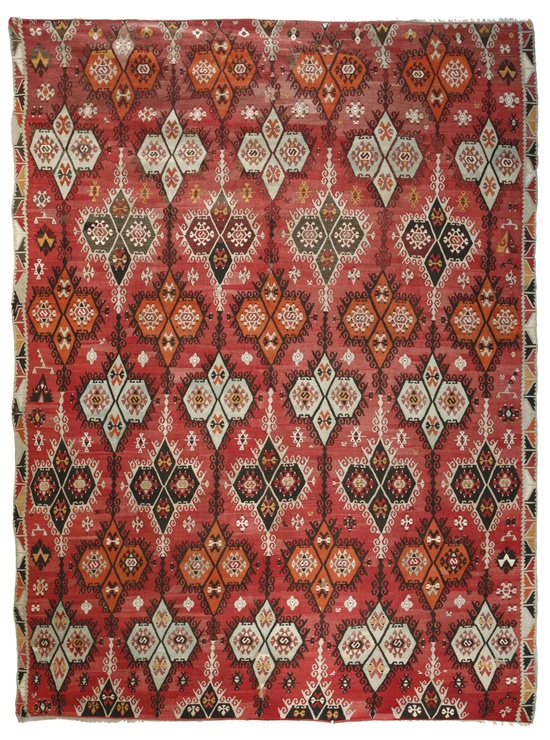 Kilim Antique Turkish