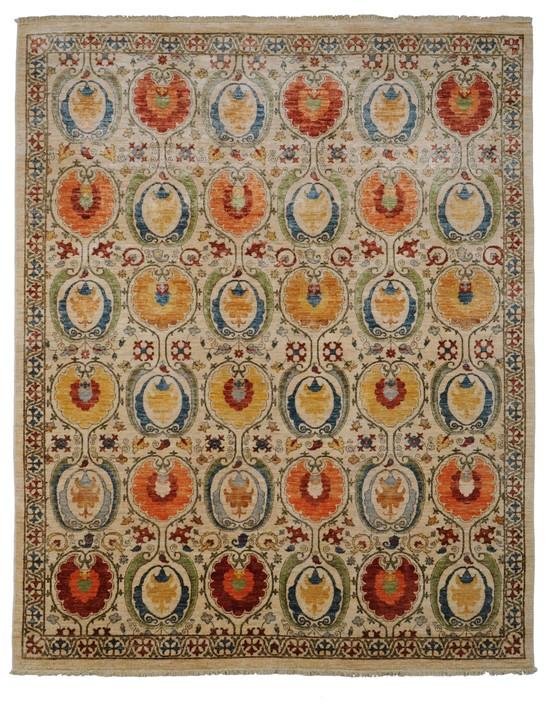 Ottoman Artichoke wool