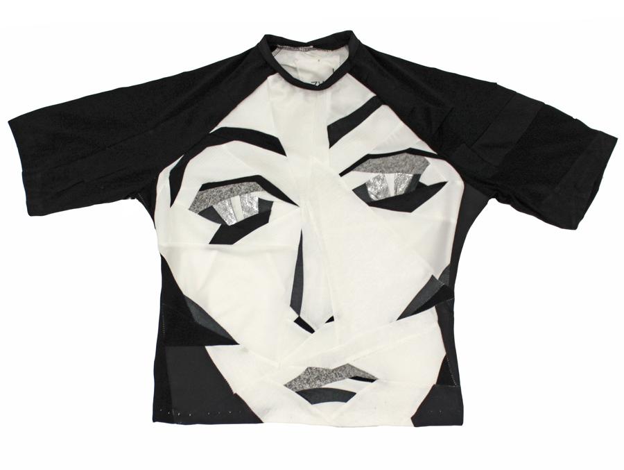 cher tee shirt zero waste fashion eco friendly zwd zero waste daniel sustainable eco fashion