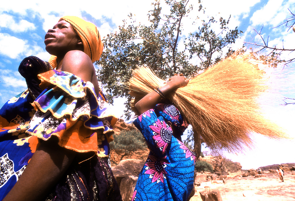 Women of Dogon