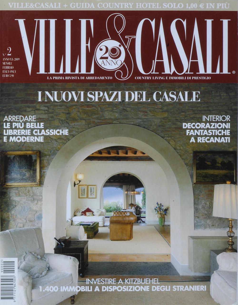 Ville e Csali Magazine Cover