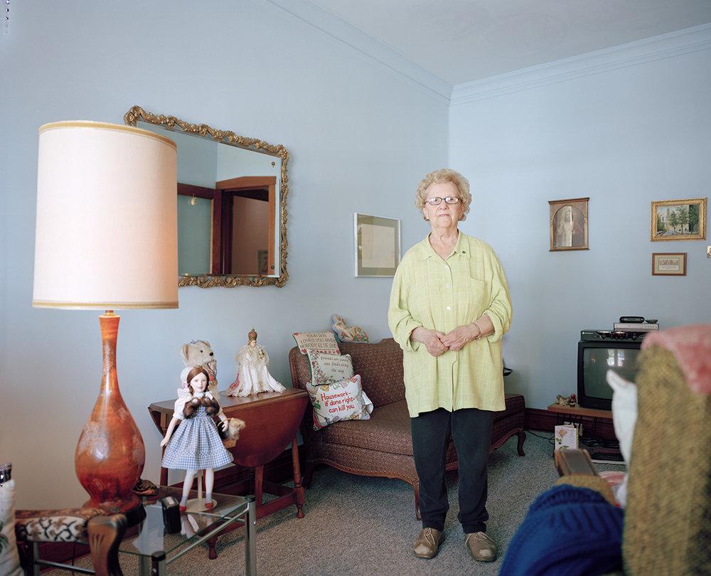 Dorothy's living room