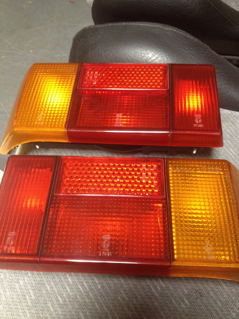 NOS hella MK1 postal tail lights