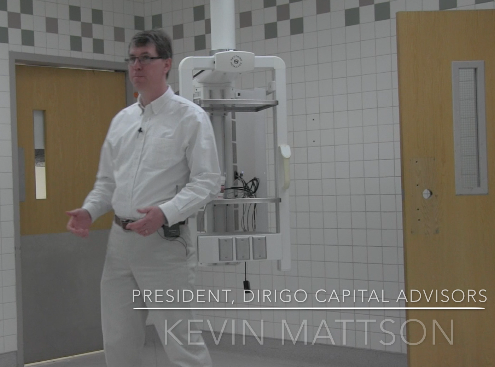 Click on the image for Kevin Mattson's video report.