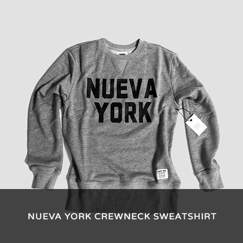 Lumber Juan Nueva York Crew Neck