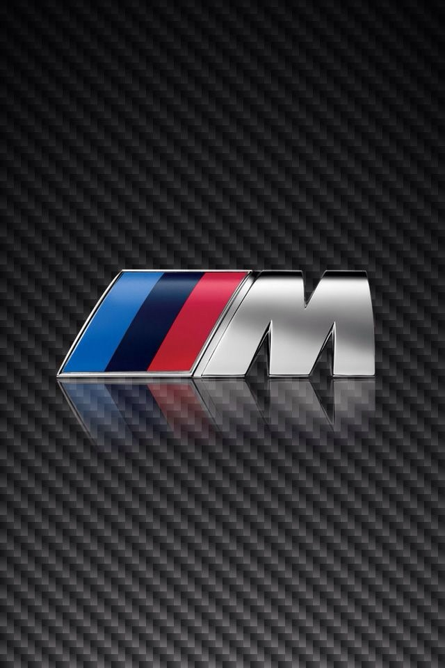 Carbon Fiber BMW and M Power iPhone retina display wallpapers.