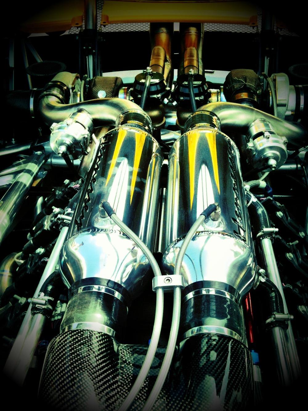 Holy smokes. Hennessey Venom GT @Oakley HQ.
