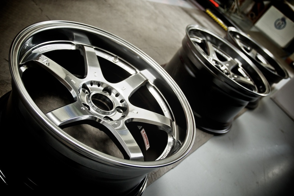 Always loved Volk TE37's and I love them even more now that they are on my car.